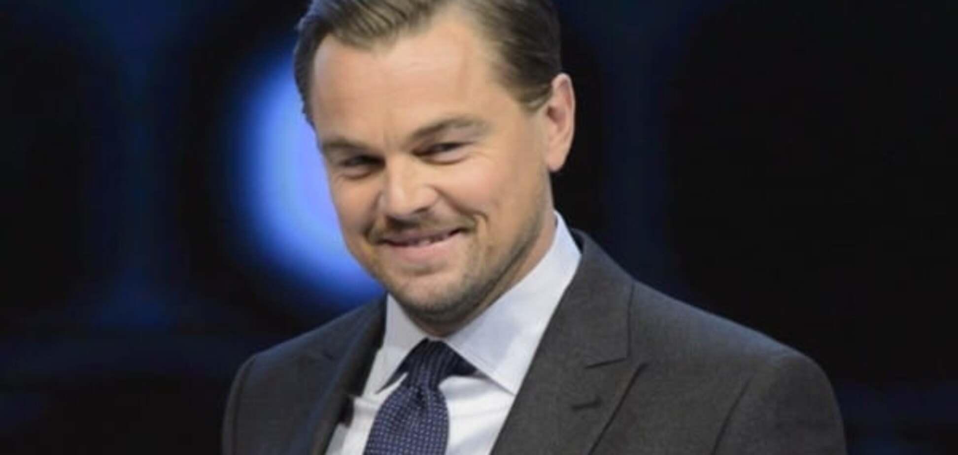 Це 'Оскар': українці 'нагородили' ДіКапріо бажаною премією