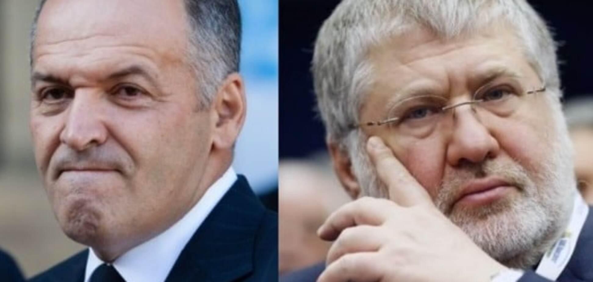 Коломойский и Пинчук пошли на мировую - СМИ