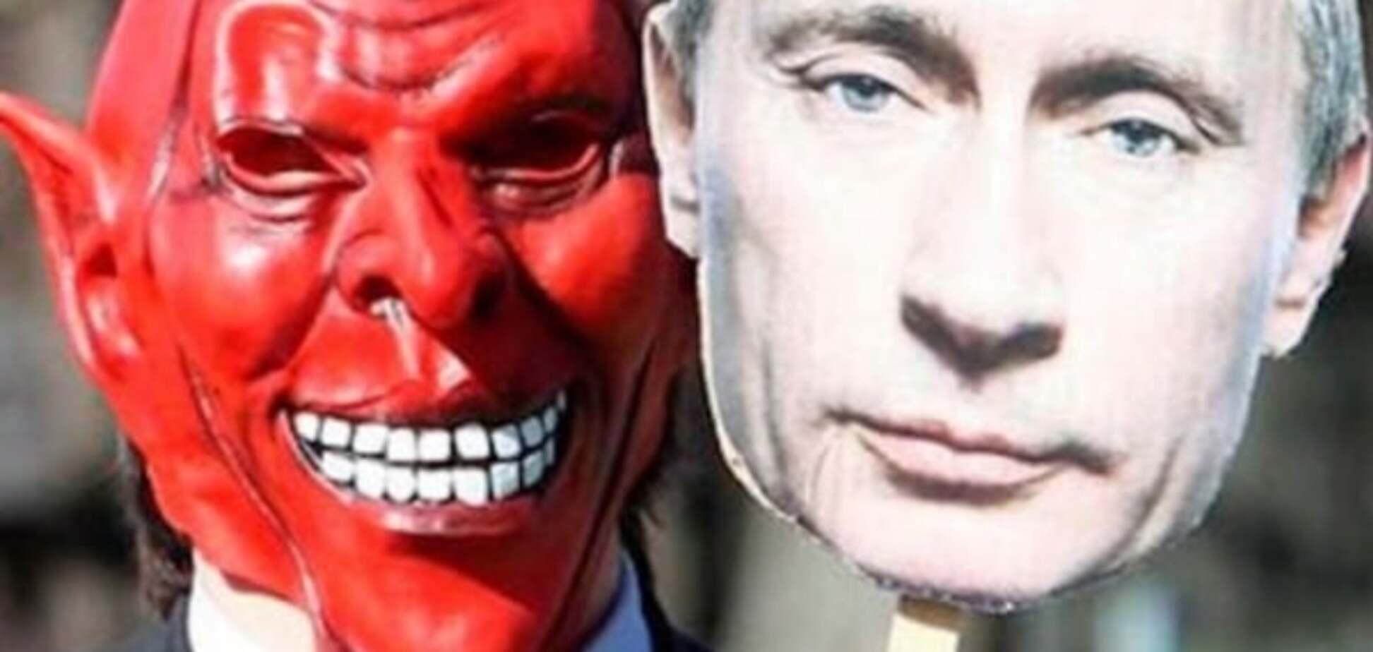 Путинское государство террора
