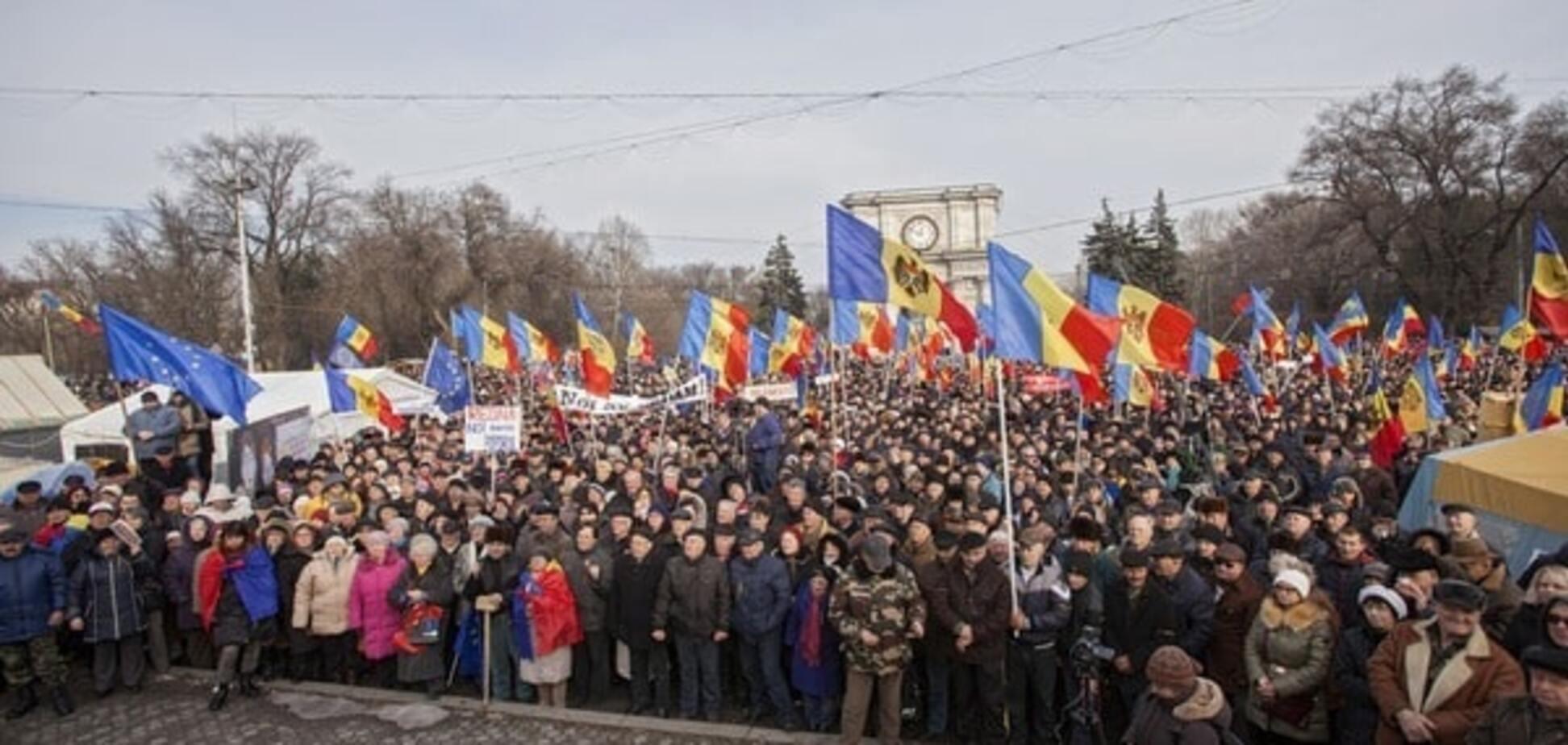 Україна семимильними кроками рухається до повторення молдавського сценарію - Портников