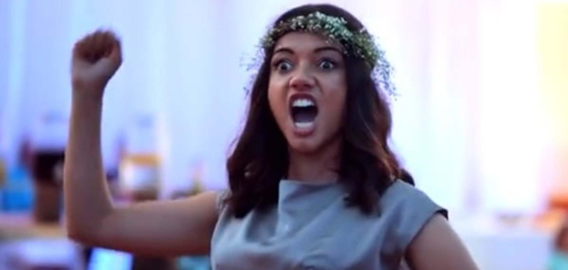 Інтернет 'підірвало' відео з ритуальним танцем Хака на весіллі