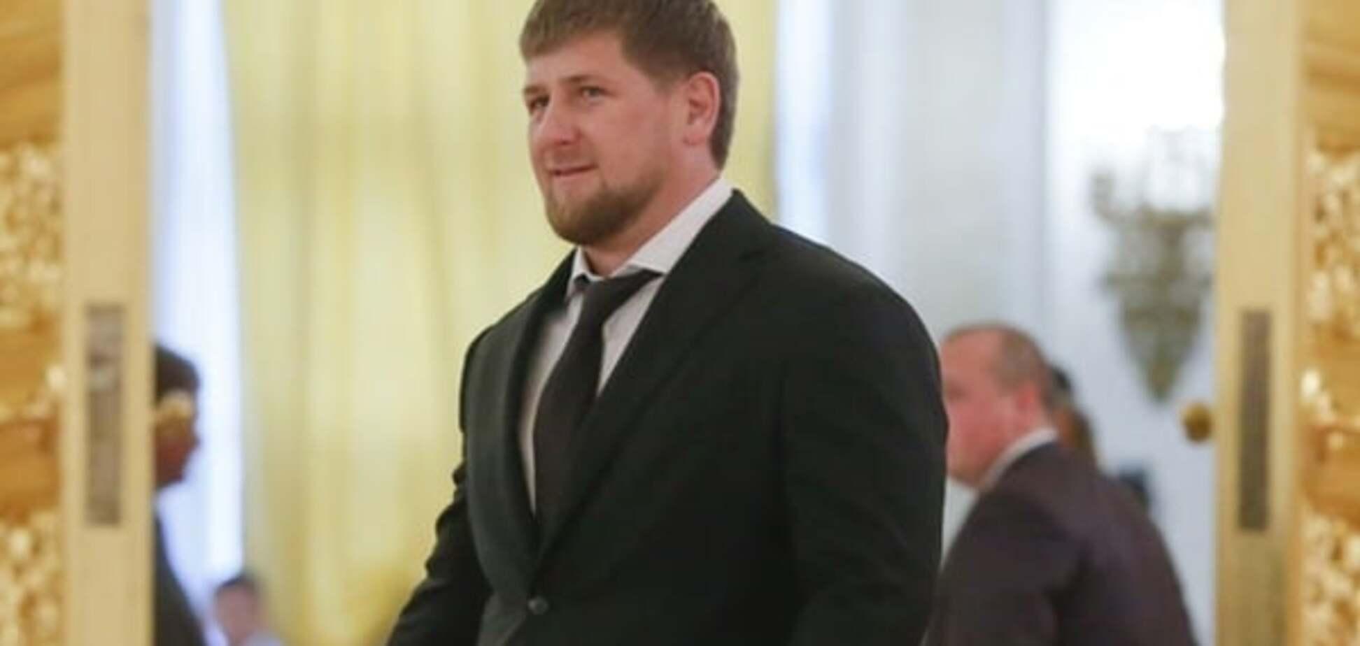'Кадыров - геморрой России': дальнобойщик спел о главе Чечни