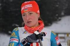 Біатлоністка збірної України поплатилася за невдачу в естафеті