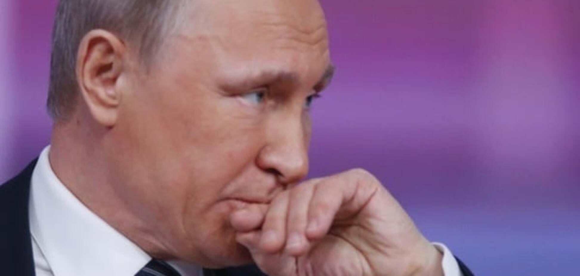Путіну практично офіційно присвоїли звання міжнародного вигнанця - Ейдман