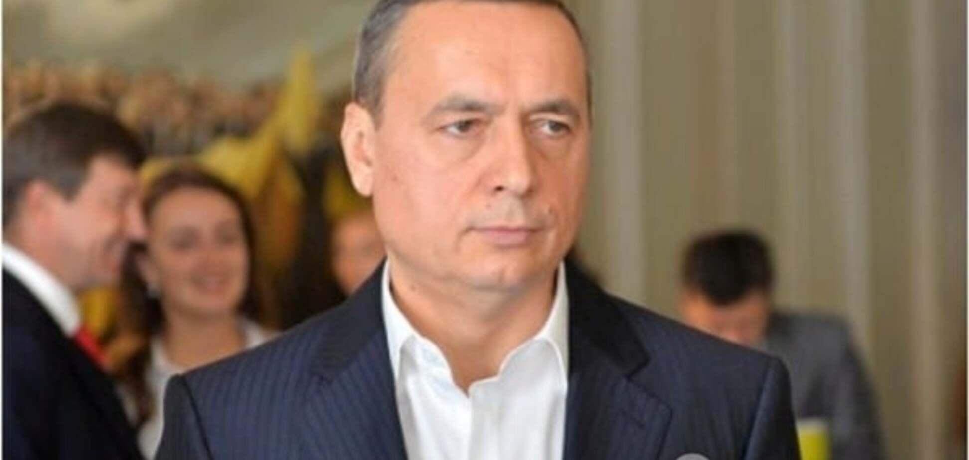 Суд разрешил провести обыски по делу 'урановых схем' Мартыненко