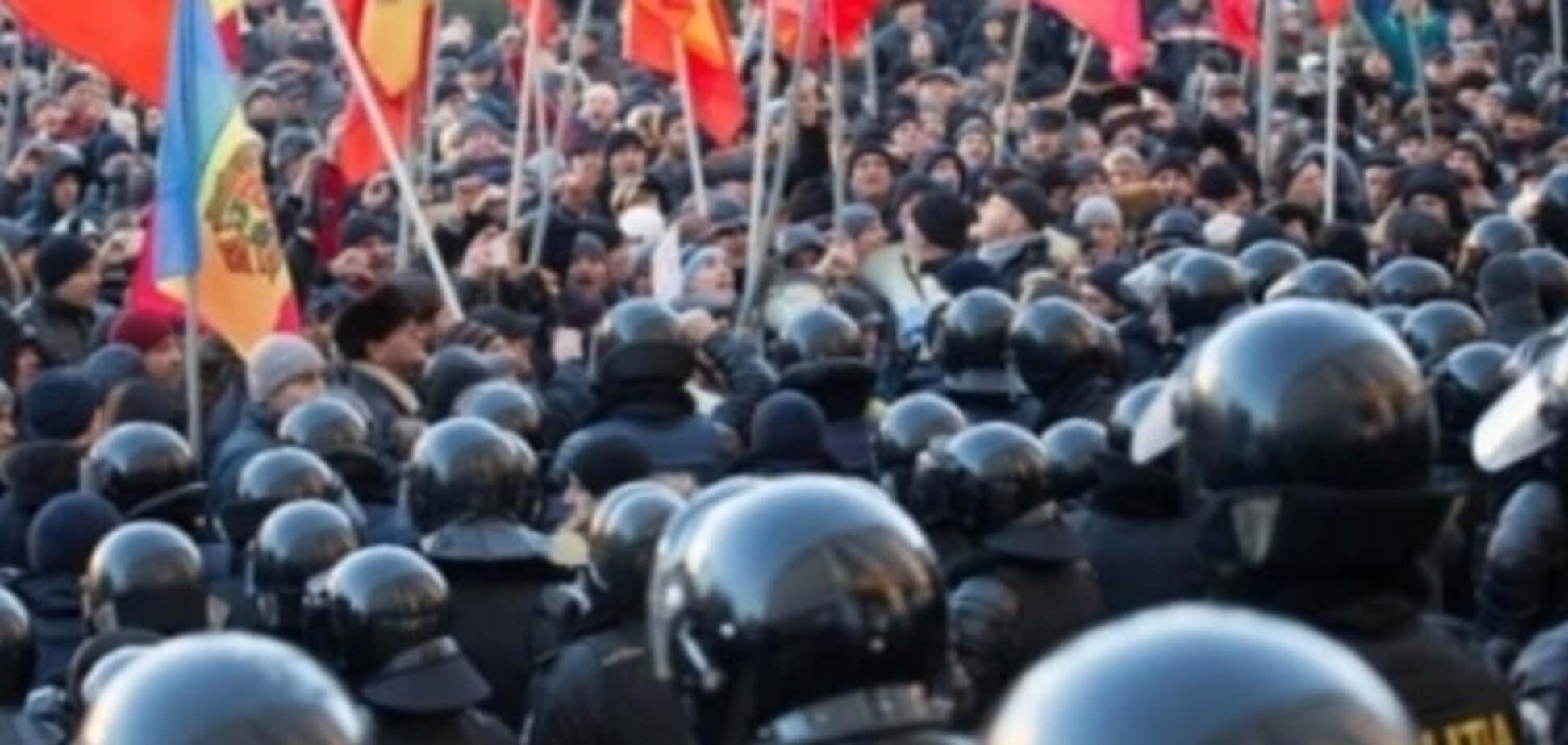 Молдавский кризис: в Кишиневе назревает Майдан против олигархов