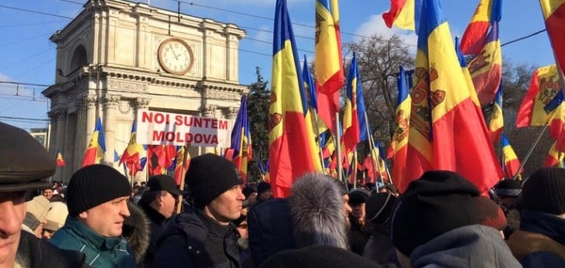 'Це не Майдан': журналіст пояснив провал протестів у Молдові