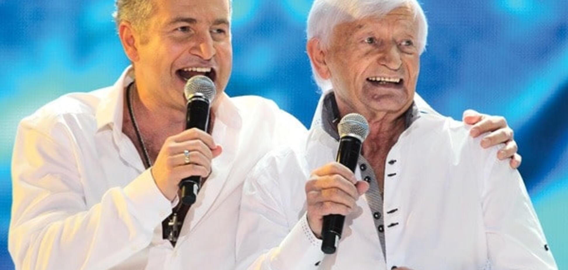 80-летний отец Агутина впервые рассказал о новой возлюбленной