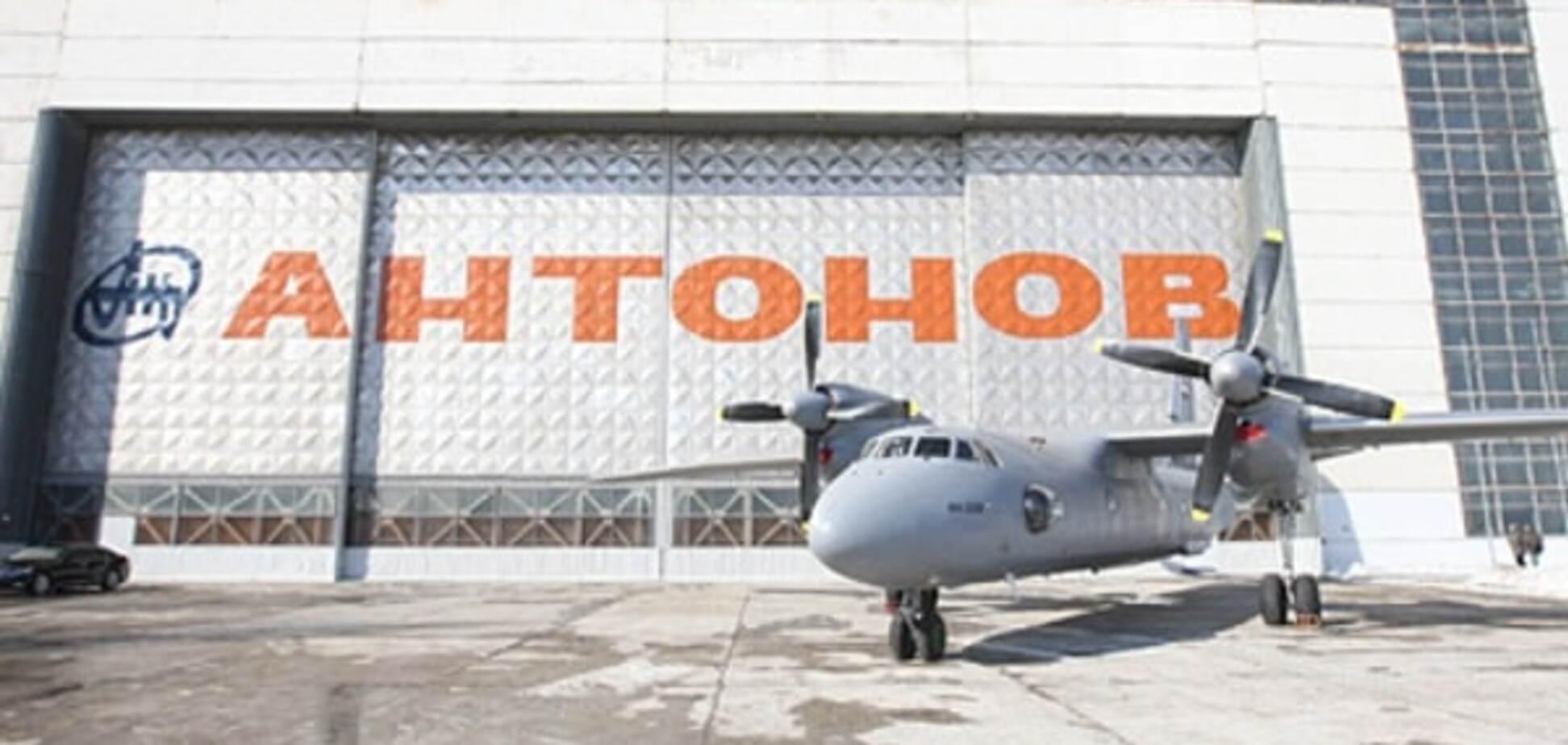 'Антонов' закупил газ у протеже Яценюка