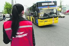 Будущее киевского транспорта: банковская карточка вместо билета