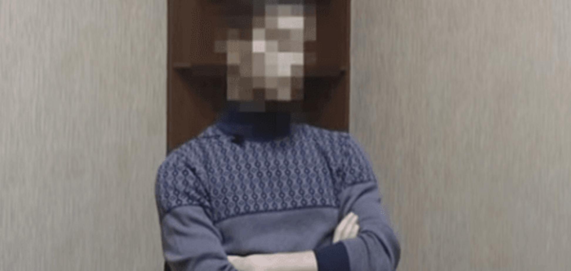 Готовил сеть шпионов: СБУ разоблачила агента ФСБ в Днепропетровске. Видеофакт