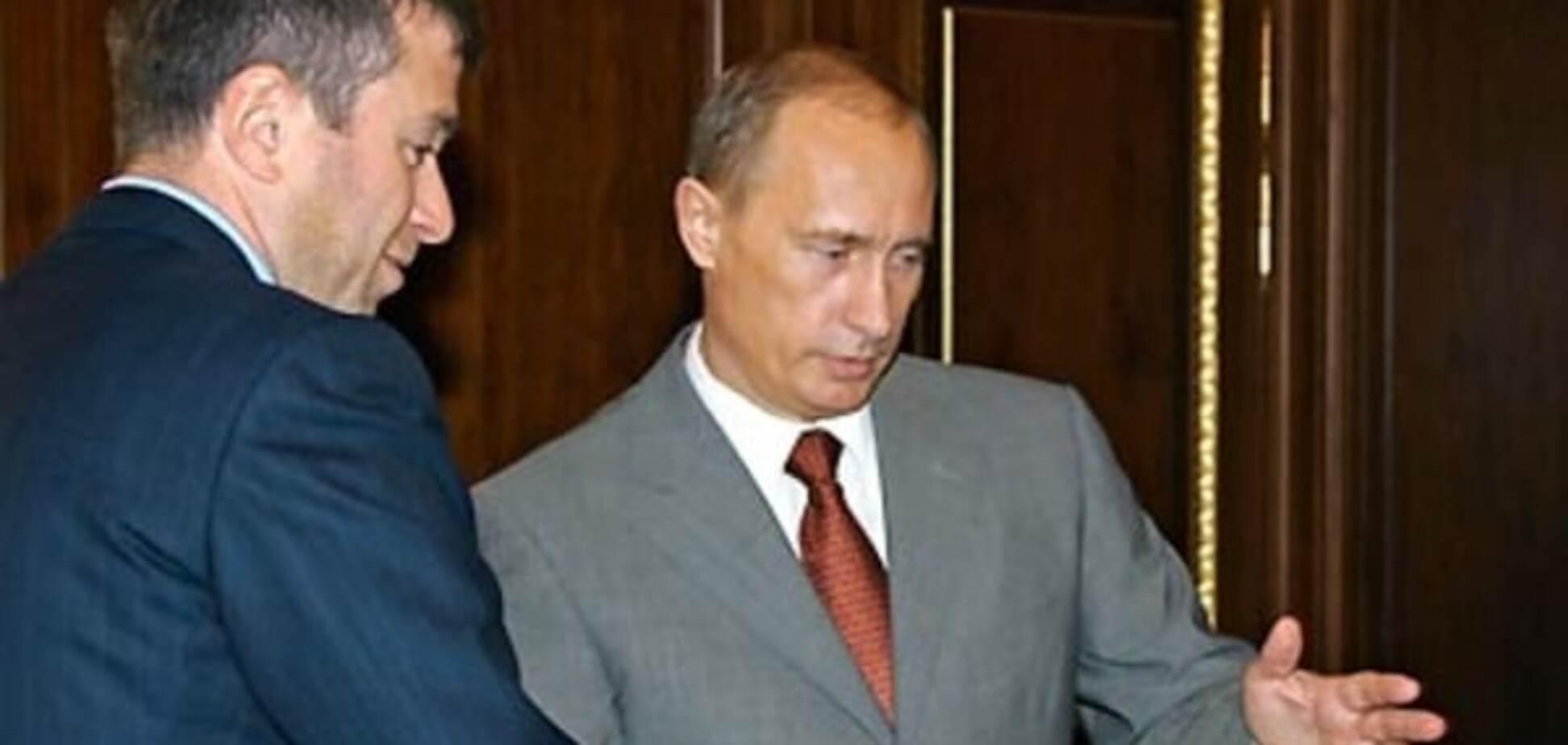 Инвестиция в будущее: Абрамович дал Путину взятку в $200 млн - BBC