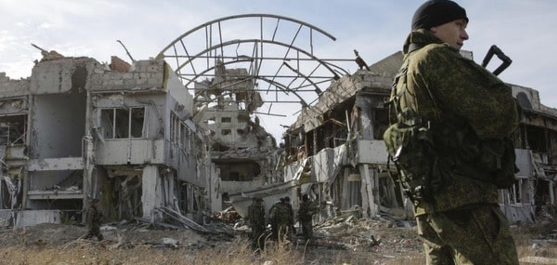 'Упоротый' террорист едва не взорвал собственное подразделение на Донбассе - разведка