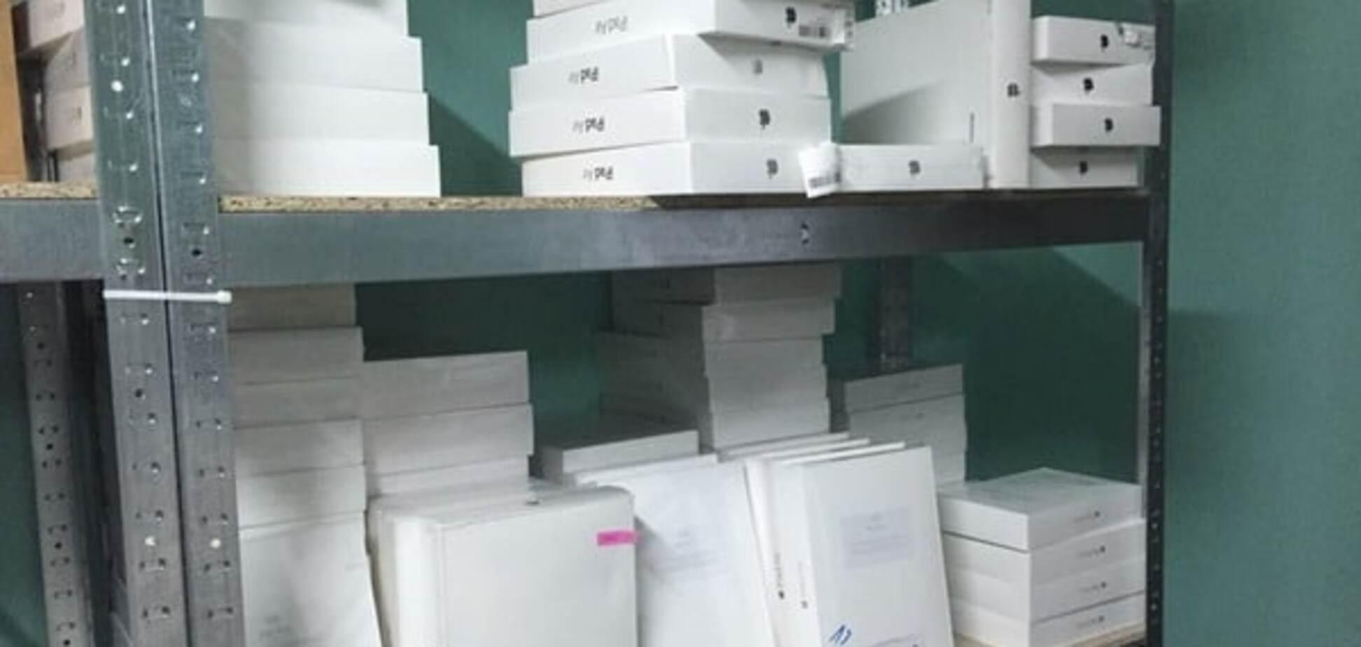 Податкова міліція нагрянула з обшуком в один з інтернет-магазинів Києва