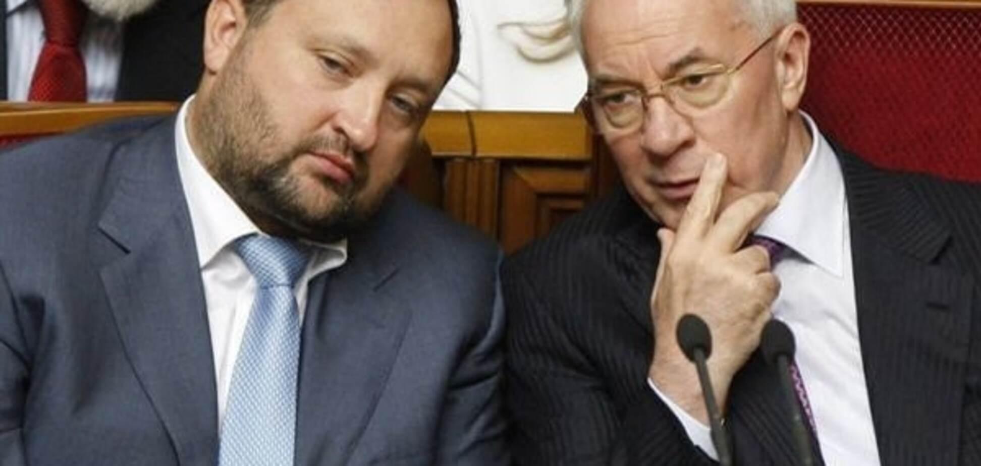 Замість Захарченка 'ДНР' можуть очолити Азаров або Арбузов - Тимчук