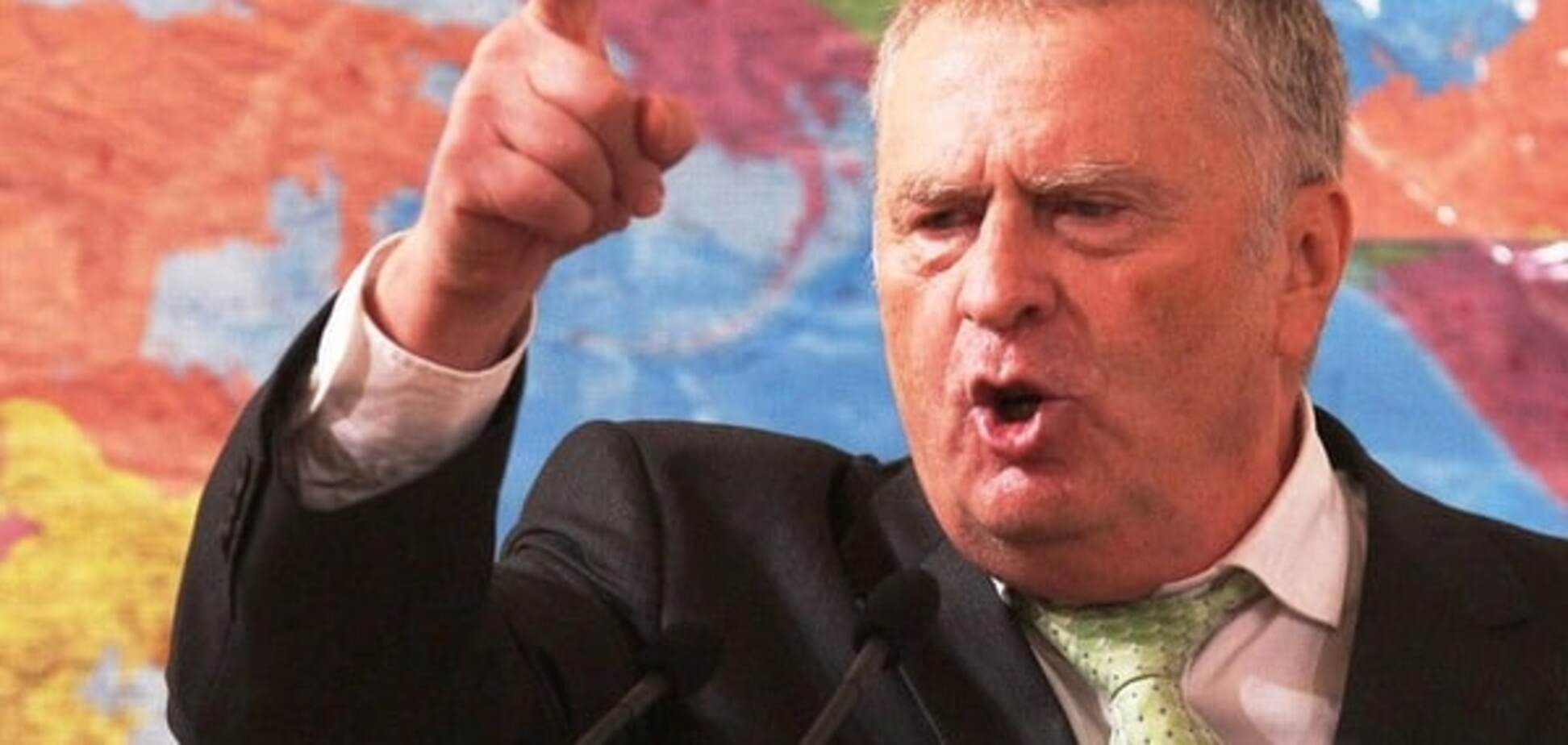 Это все Запад: Жириновский назвал убийц Литвиненко