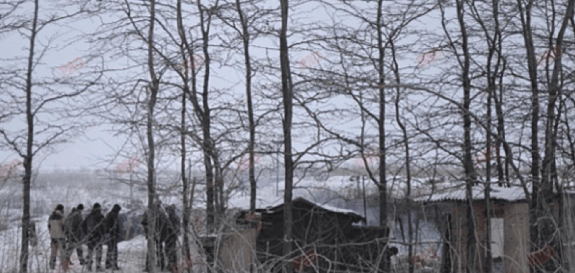 Под Бердянском взлетел на воздух палаточный городок военных: фото и видео с места событий