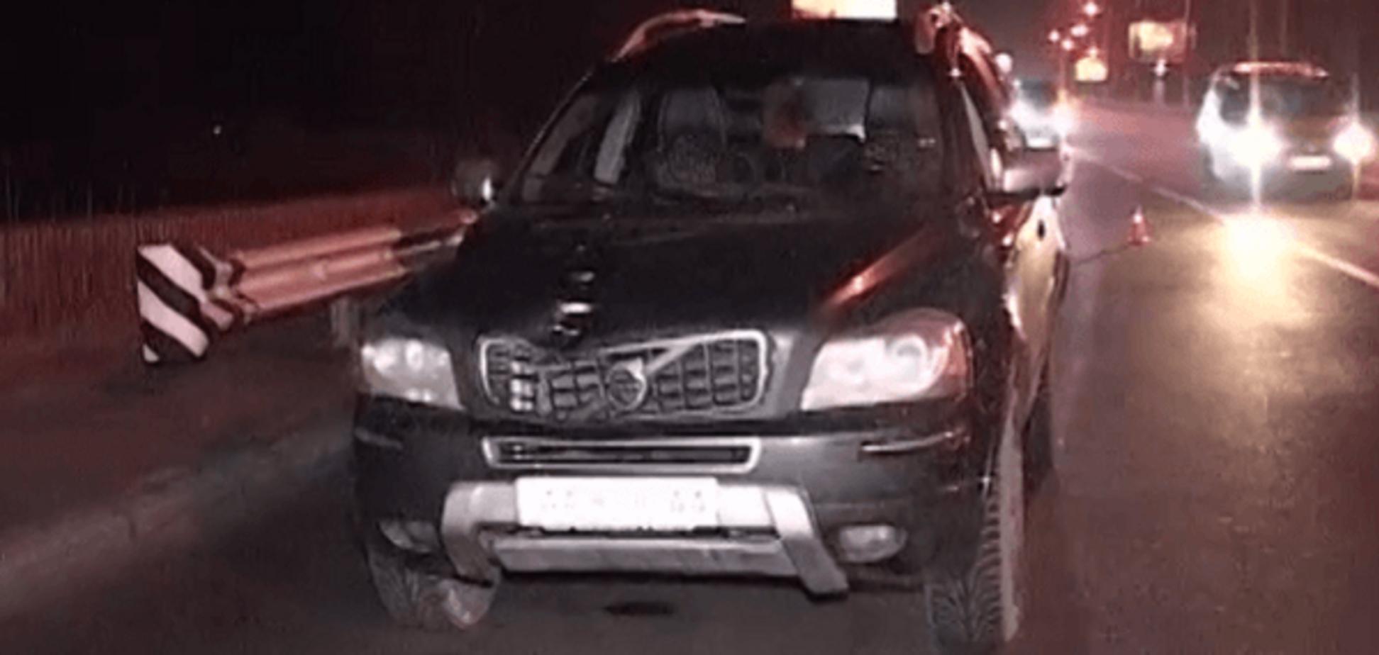 VIP-авария в Киеве: водителю Омельченко доплатили еще $10 000 за молчание - источник