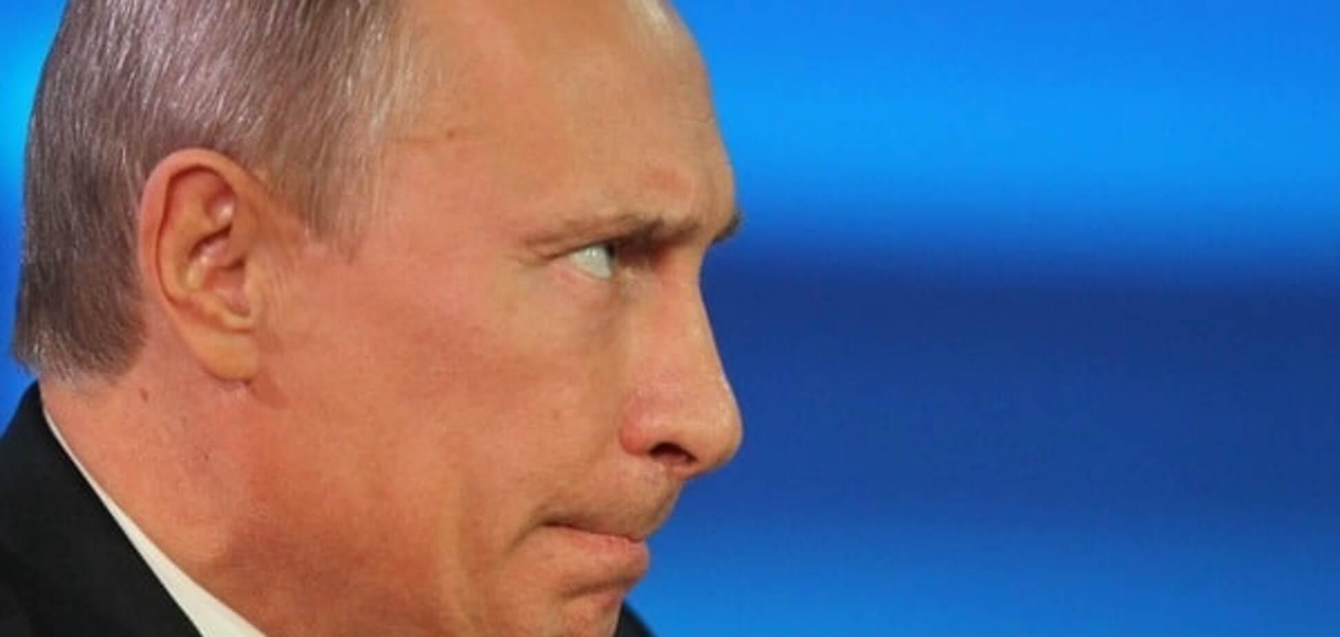 Путин боится государственного переворота в 2017 году - RFE/RL
