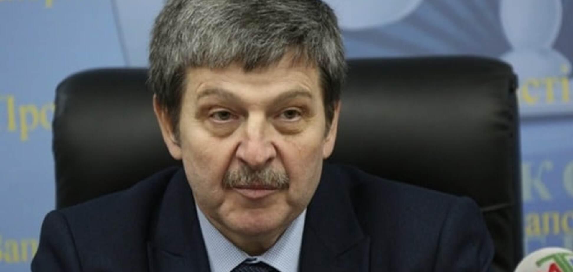 Запорожский прокурор начал войну с Администрацией Президента – Карасев