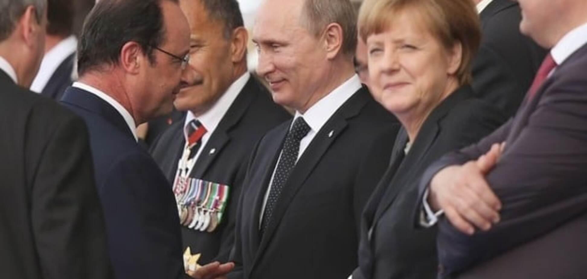 Разоблачение Путина: скандал в благородном семействе