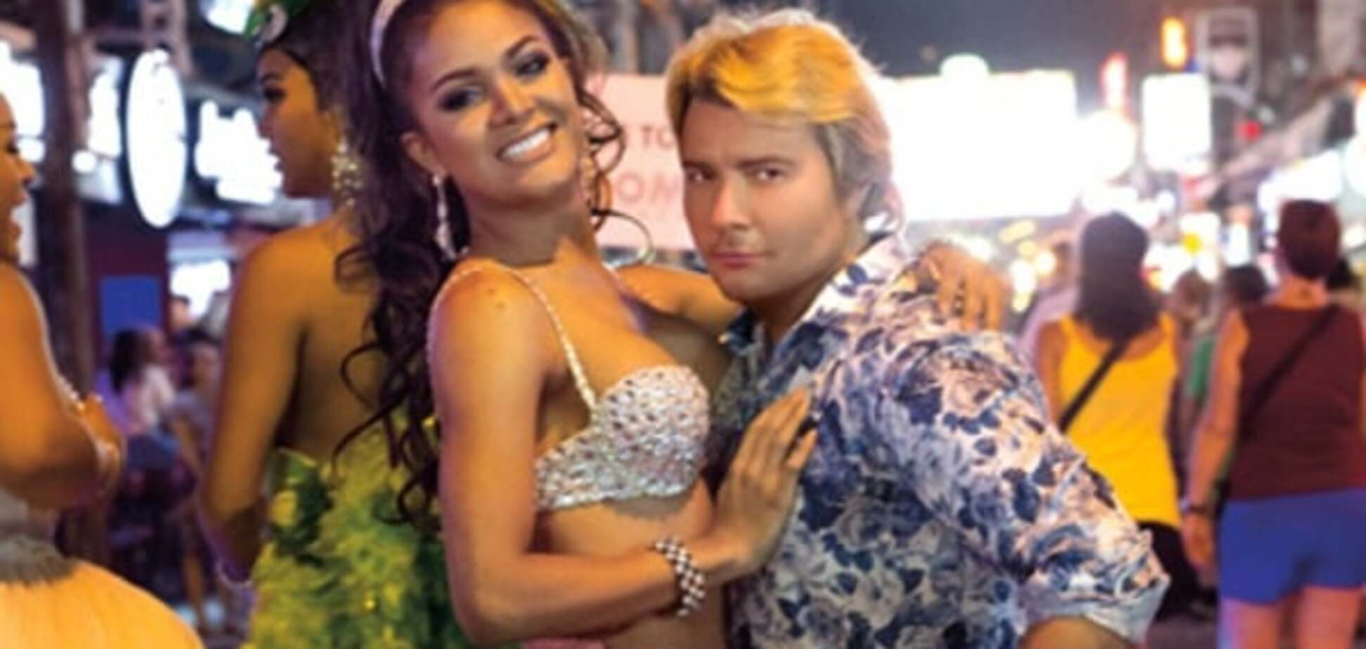Басков развлекся на травести-шоу в Таиланде: опубликованы фото