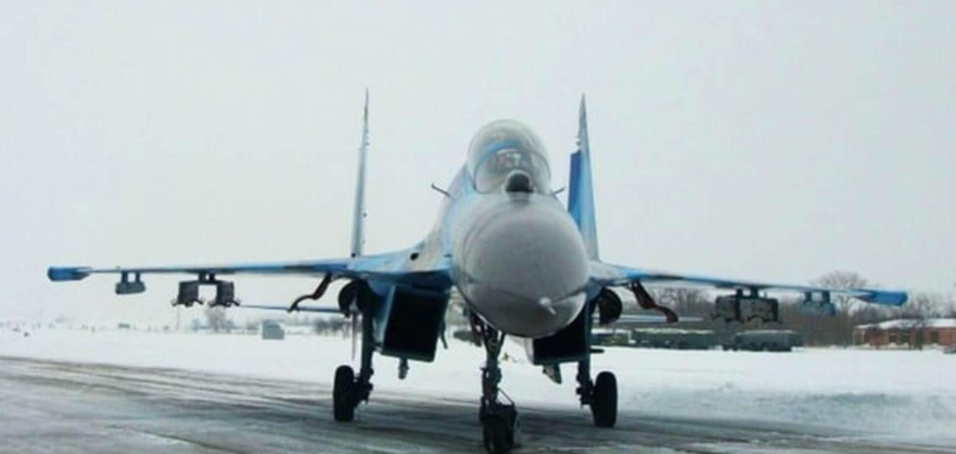 В Украине прошли командирские учения авиации: фоторепортаж