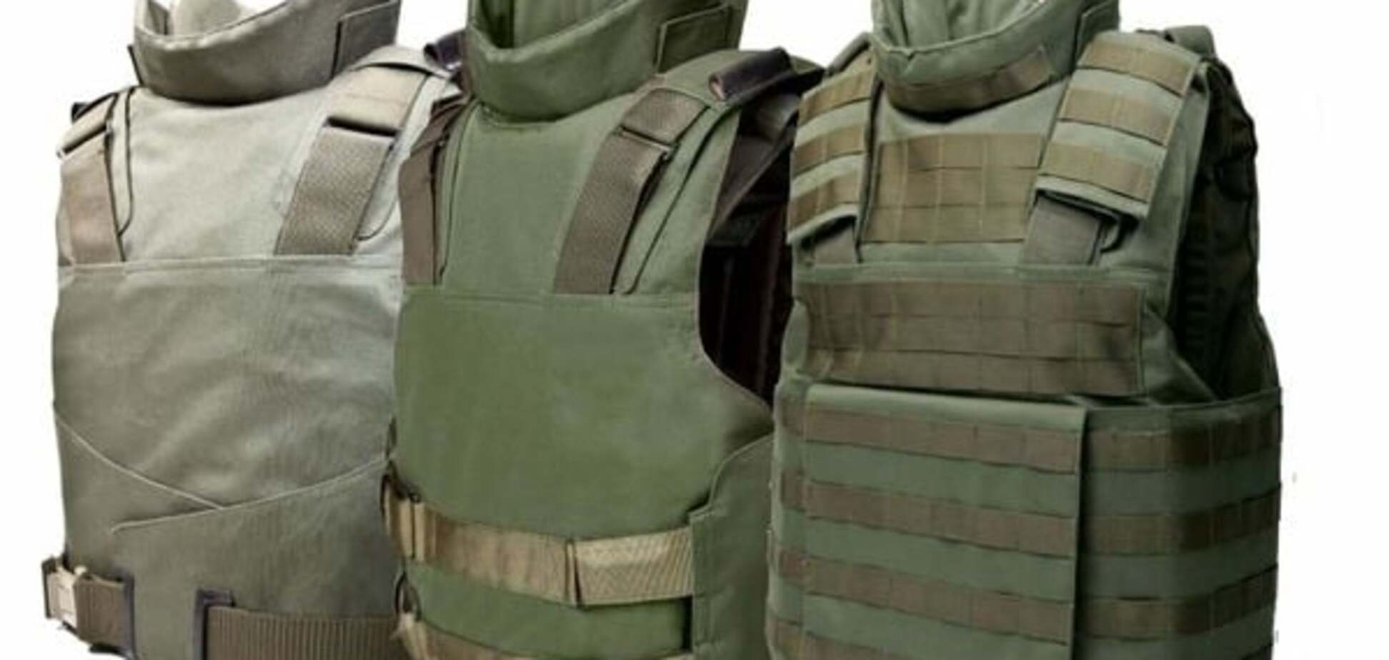 В Одессе будут делать новейшие бронежилеты для украинских бойцов