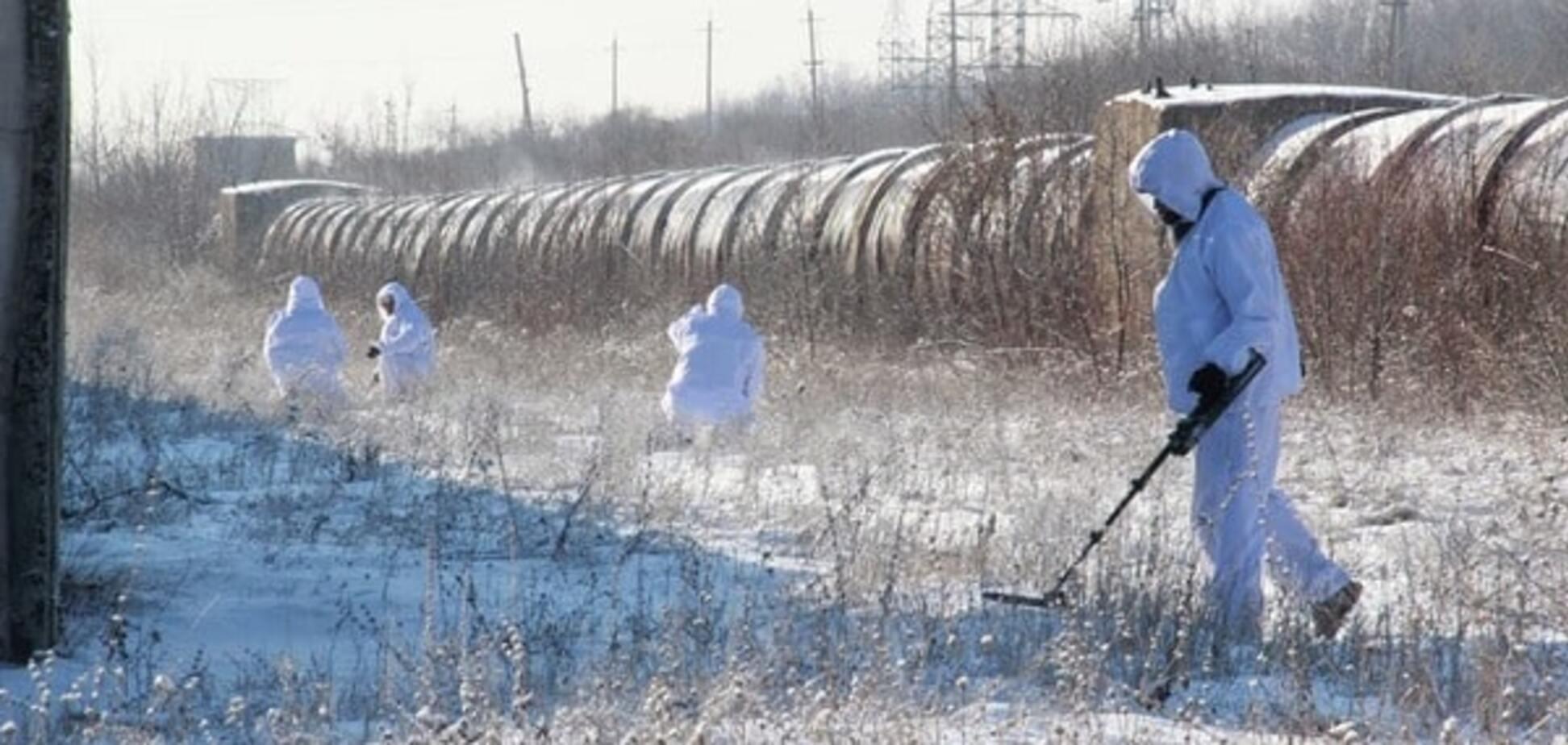 Террористы снова атаковали позиции украинцев под Донецком - штаб АТО