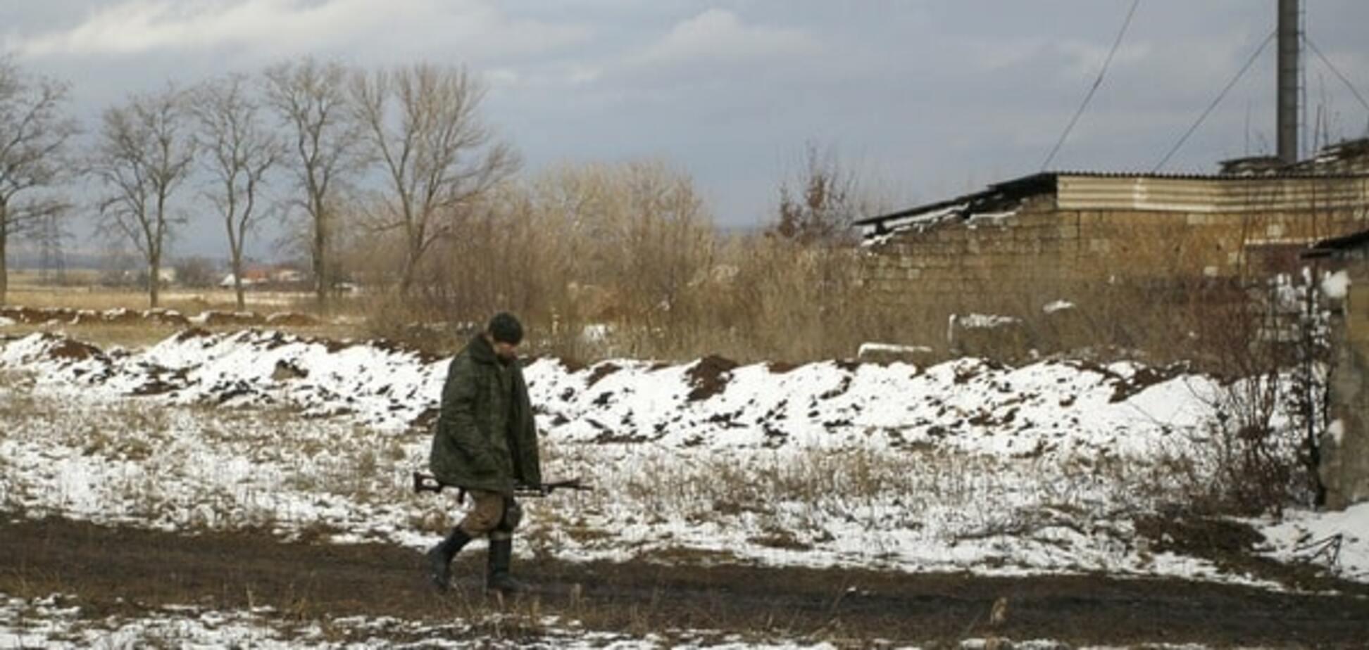 Силы АТО вступили в стрелковый бой с террористами близ донецкого аэропорта