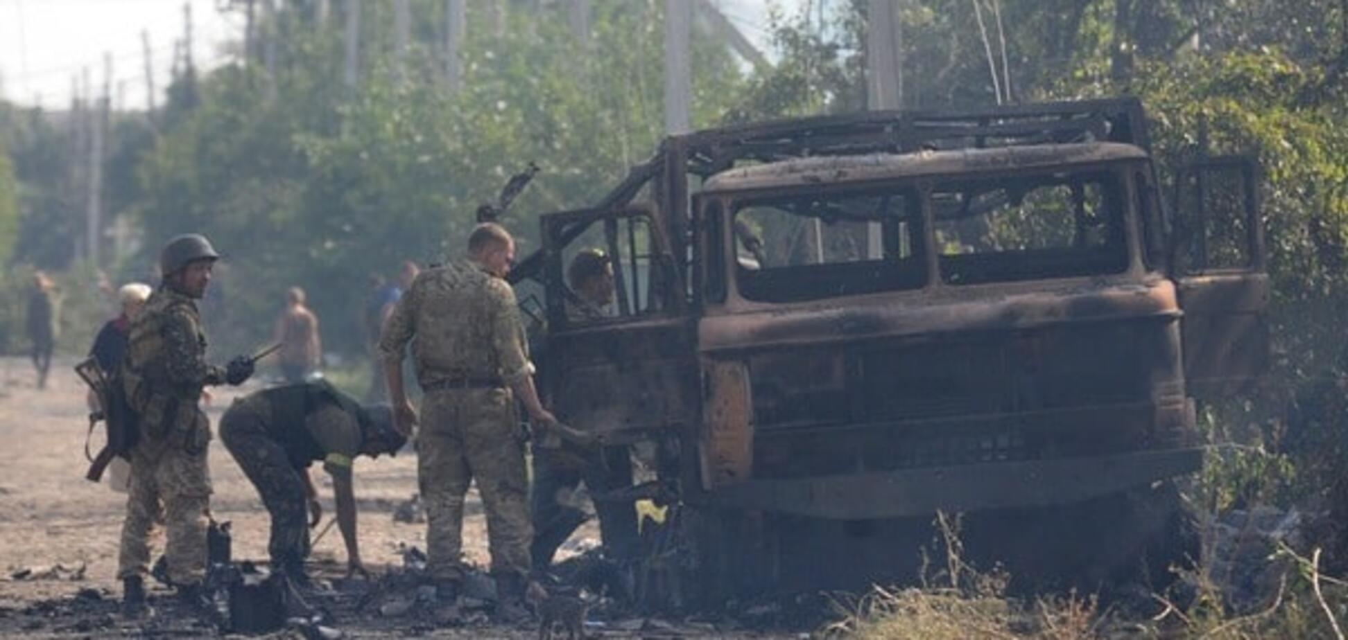 Во время Иловайского котла в Украину вторглись 13000 террористов - Матиос