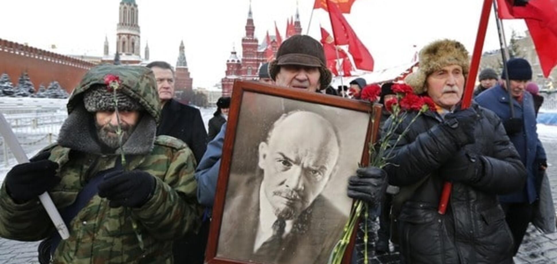 Шлосберг: уже почти 100 лет в голове российской власти живёт вирус Ленина