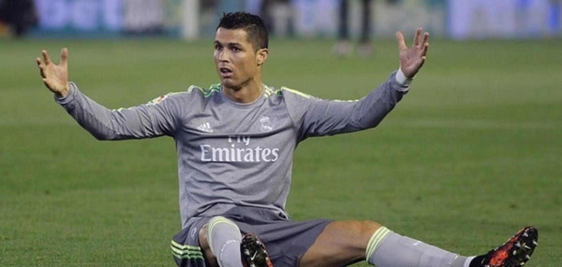 Президент 'Реала' спровоцировал Роналду на уход из клуба