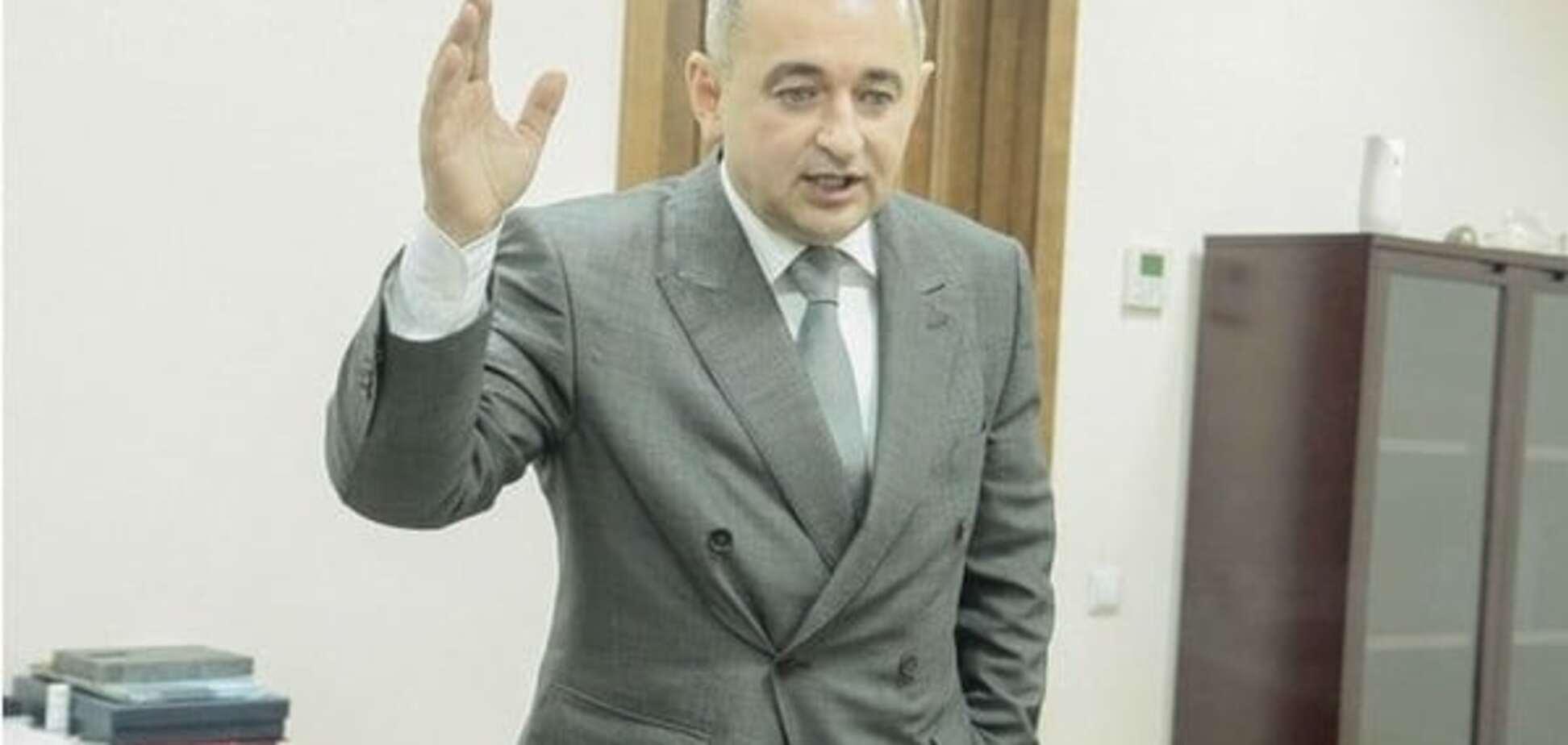 Матиос назвал нынешнюю реформу правоохранительных органов диверсией против государства