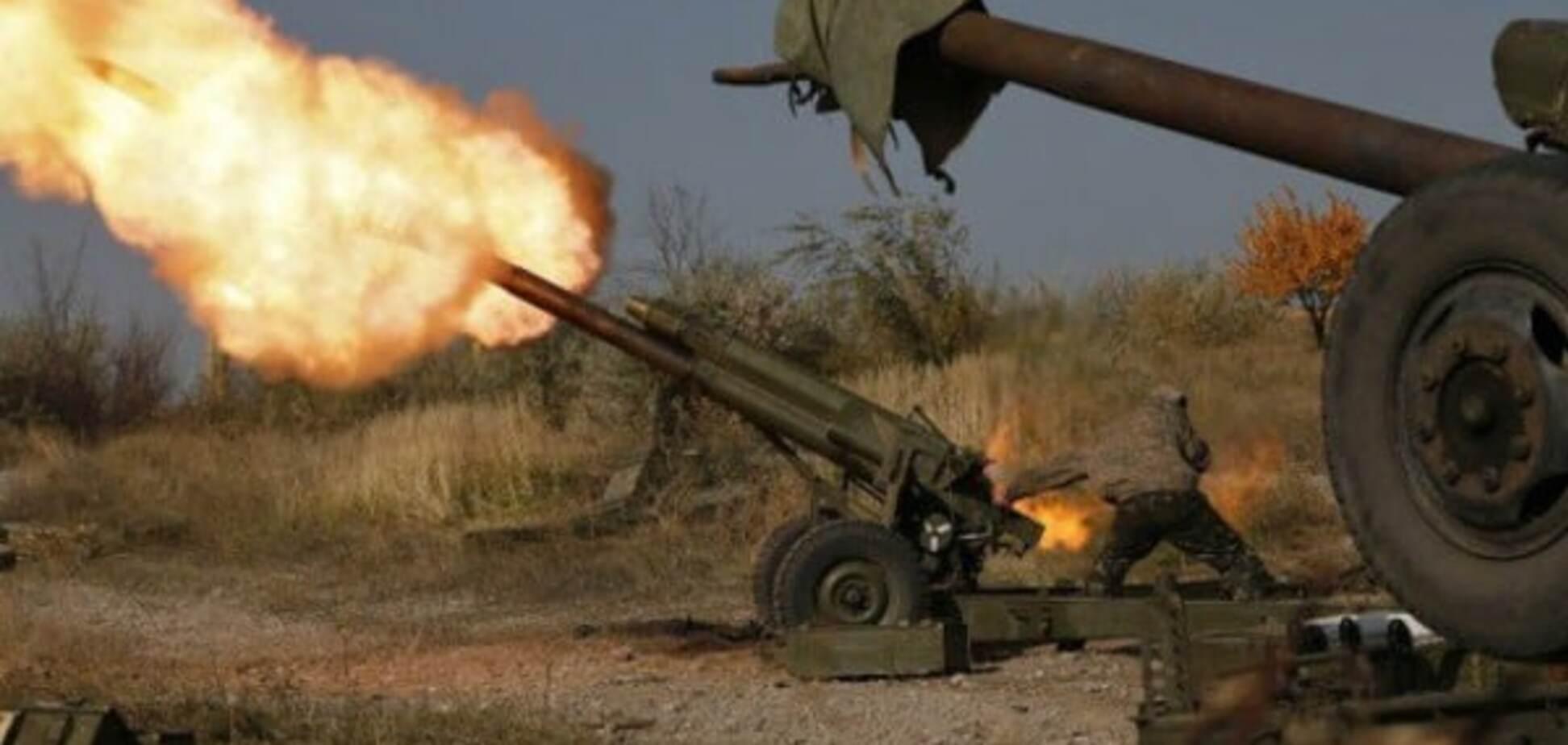 Террористы на Донбассе атаковали украинцев по всей линии фронта - штаб АТО