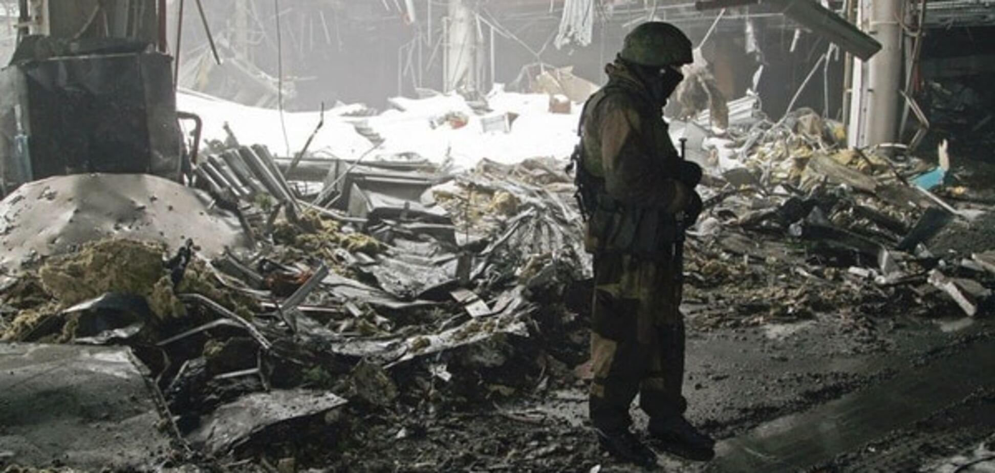 Будни Донбасса: пьяный террорист напал на 'сослуживцев' - разведка