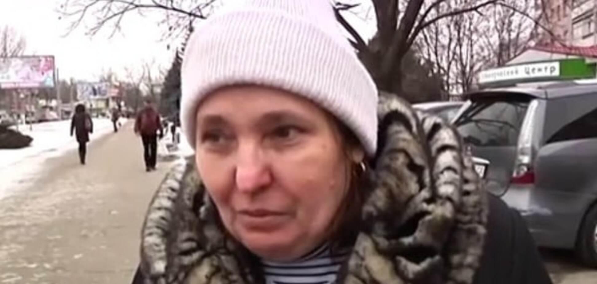 'Сами мы не выживем': жители 'ЛНР' хотят присоединиться к 'ДНР'