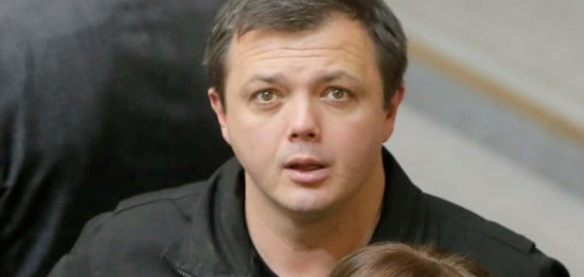 'Афера': Семенченко ответил на лишение звания офицера