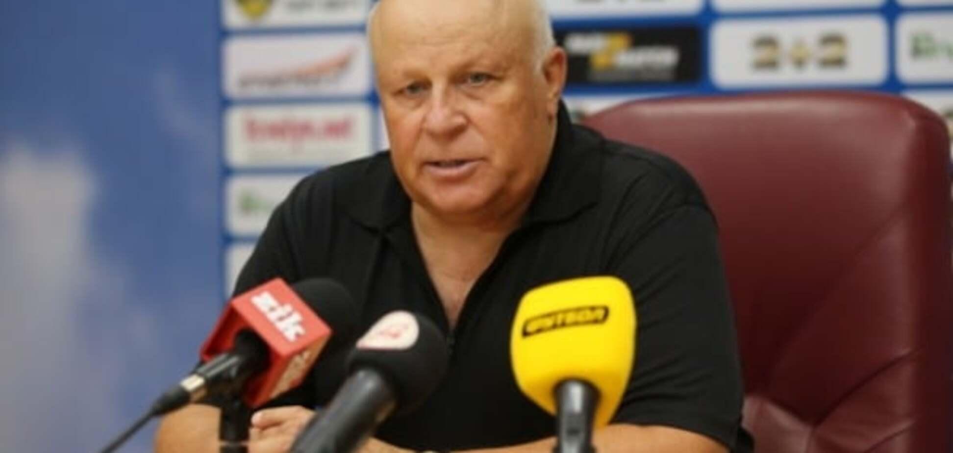 Шок! Кварцяный снимает 'Волынь' с чемпионата Украины