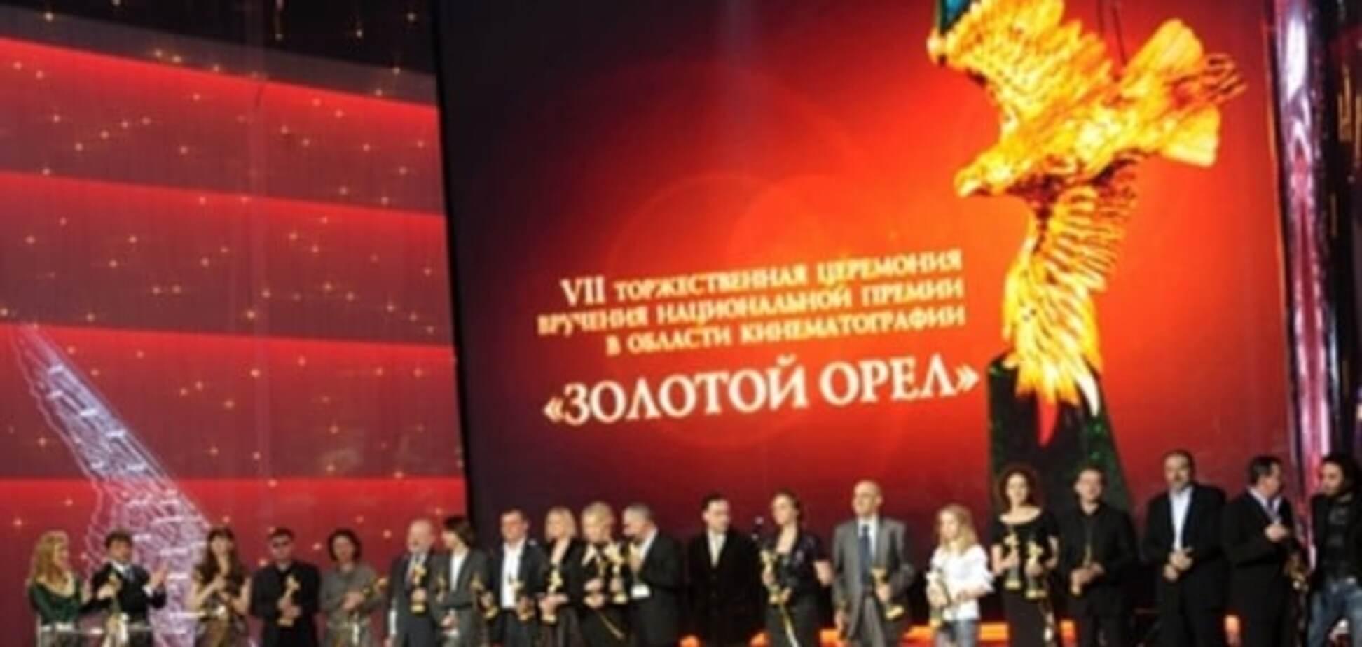 'Золотой орел-2016': Михалков, Бондарчук и другие лауреаты 'Русского Оскара'