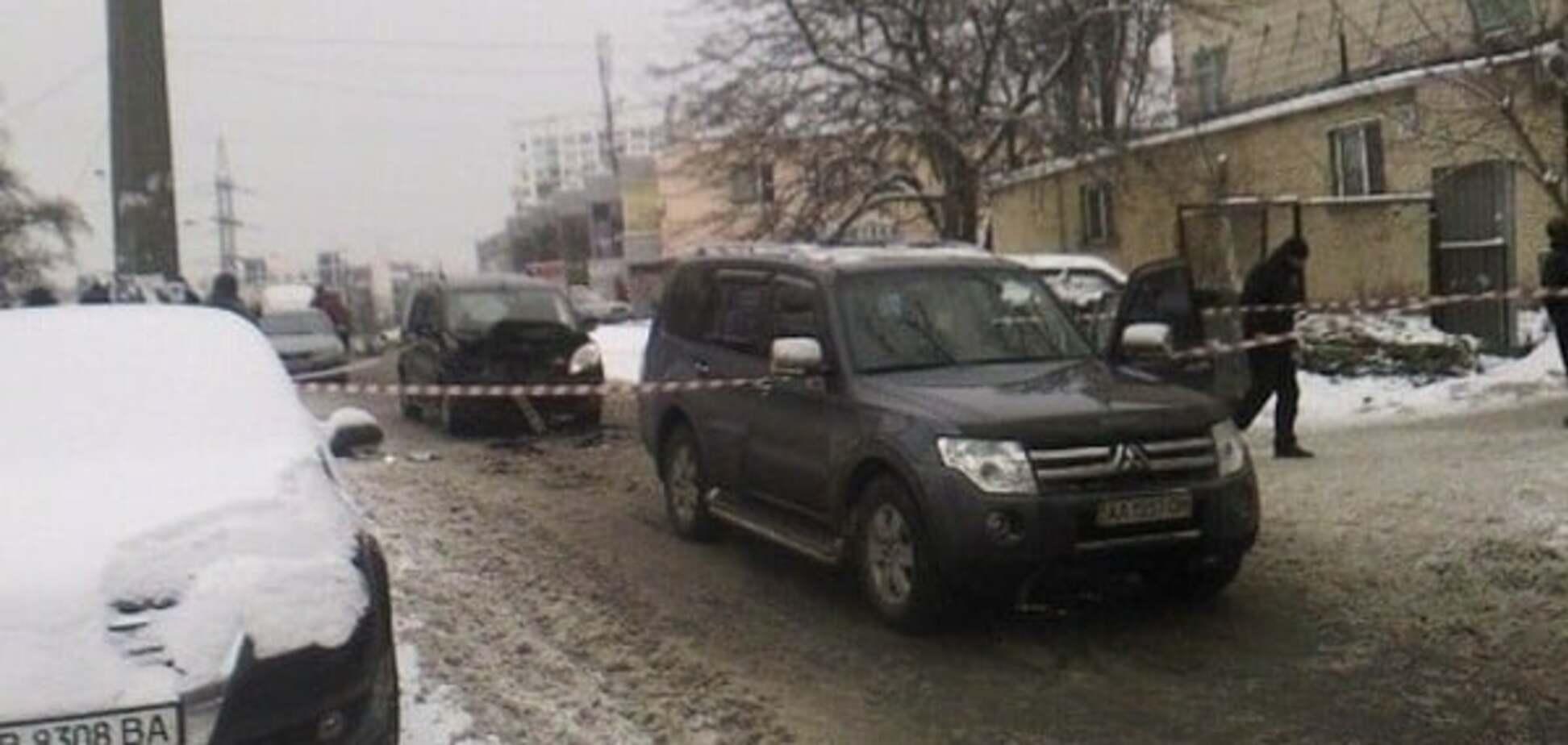 Нападение на женщину в Киеве: суд арестовал водителя