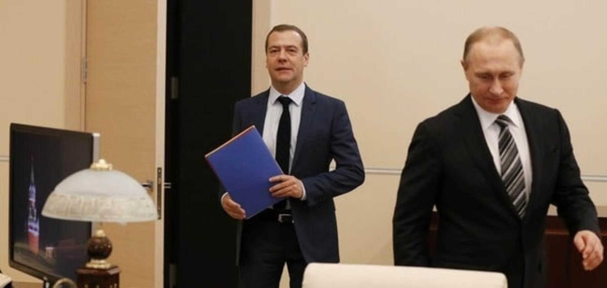 Портников: на скамье подсудимых в Гааге Путин и Медведев будут сидеть рядом