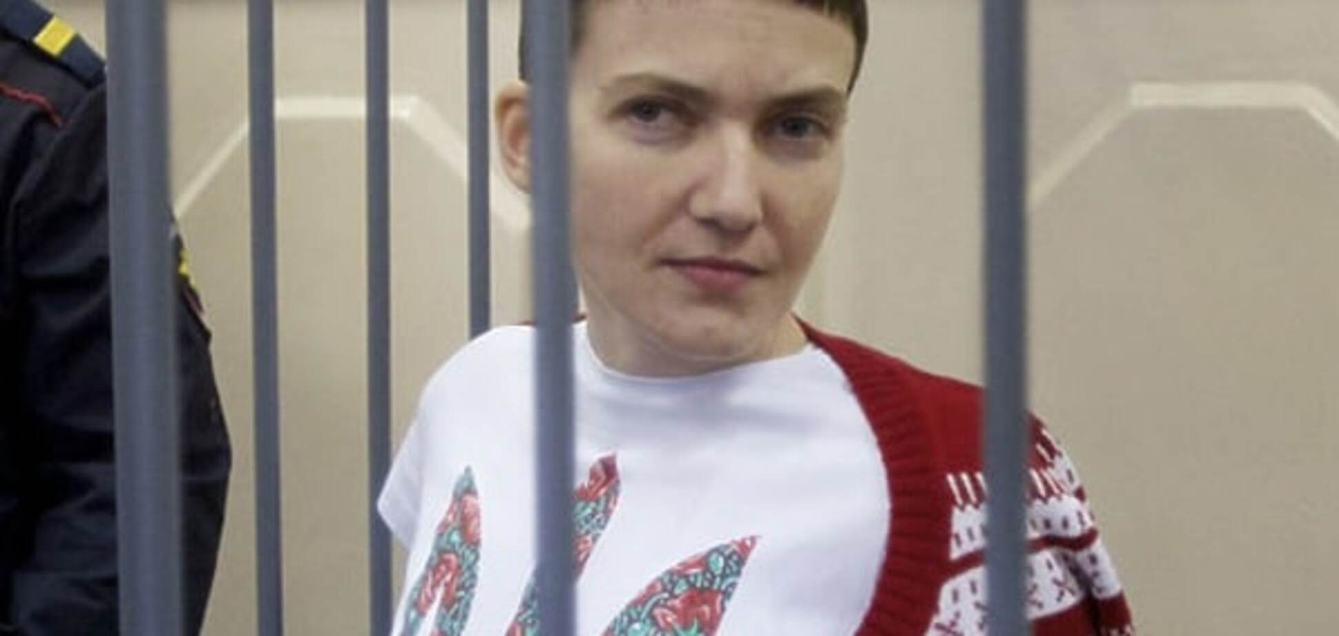 Савченко боится за каждого украинца, приезжающего в Россию