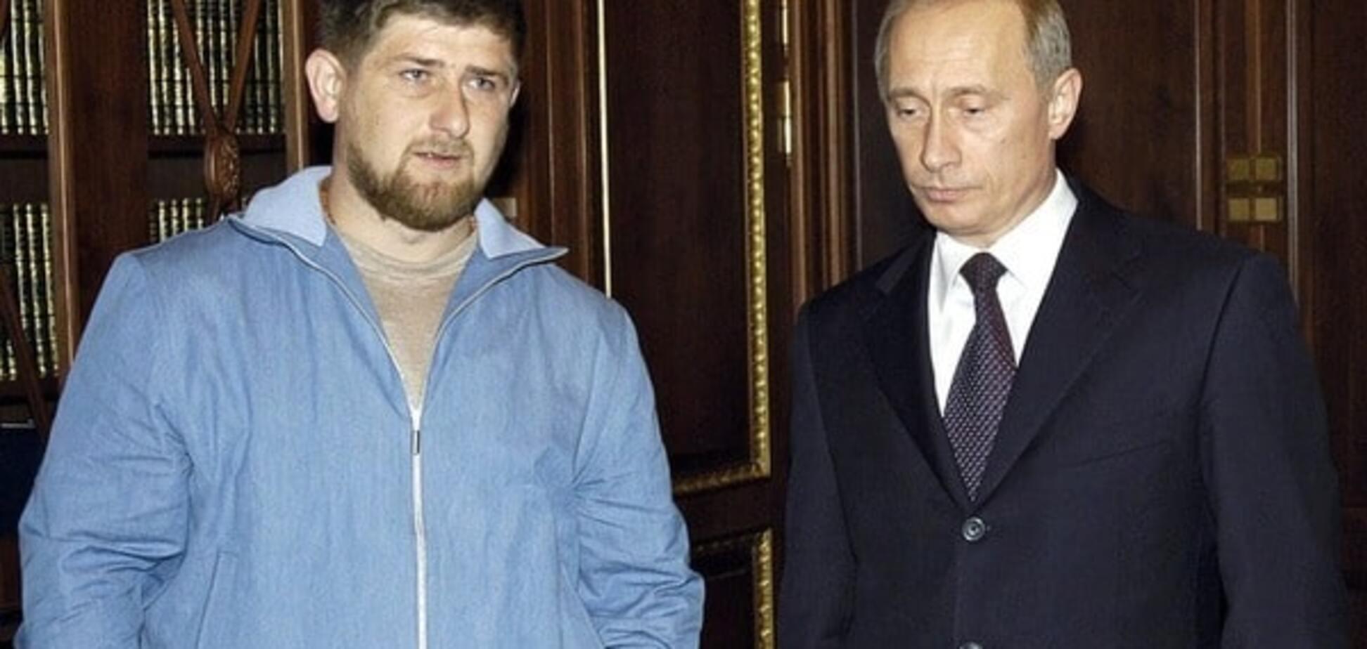Сванидзе: Кадыров - вассал Путина, который забегает впереди вожака стаи