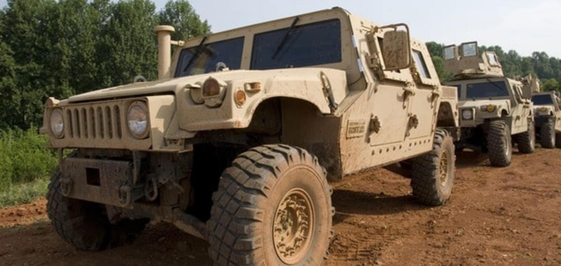 Контракт с США подписан: Украина получила уникальную технологию бронирования внедорожников 'Хамви'