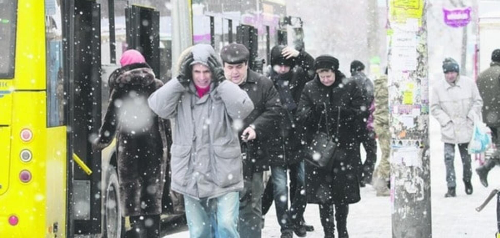 Киевляне подозревают водителей маршруток в сговоре с карманниками