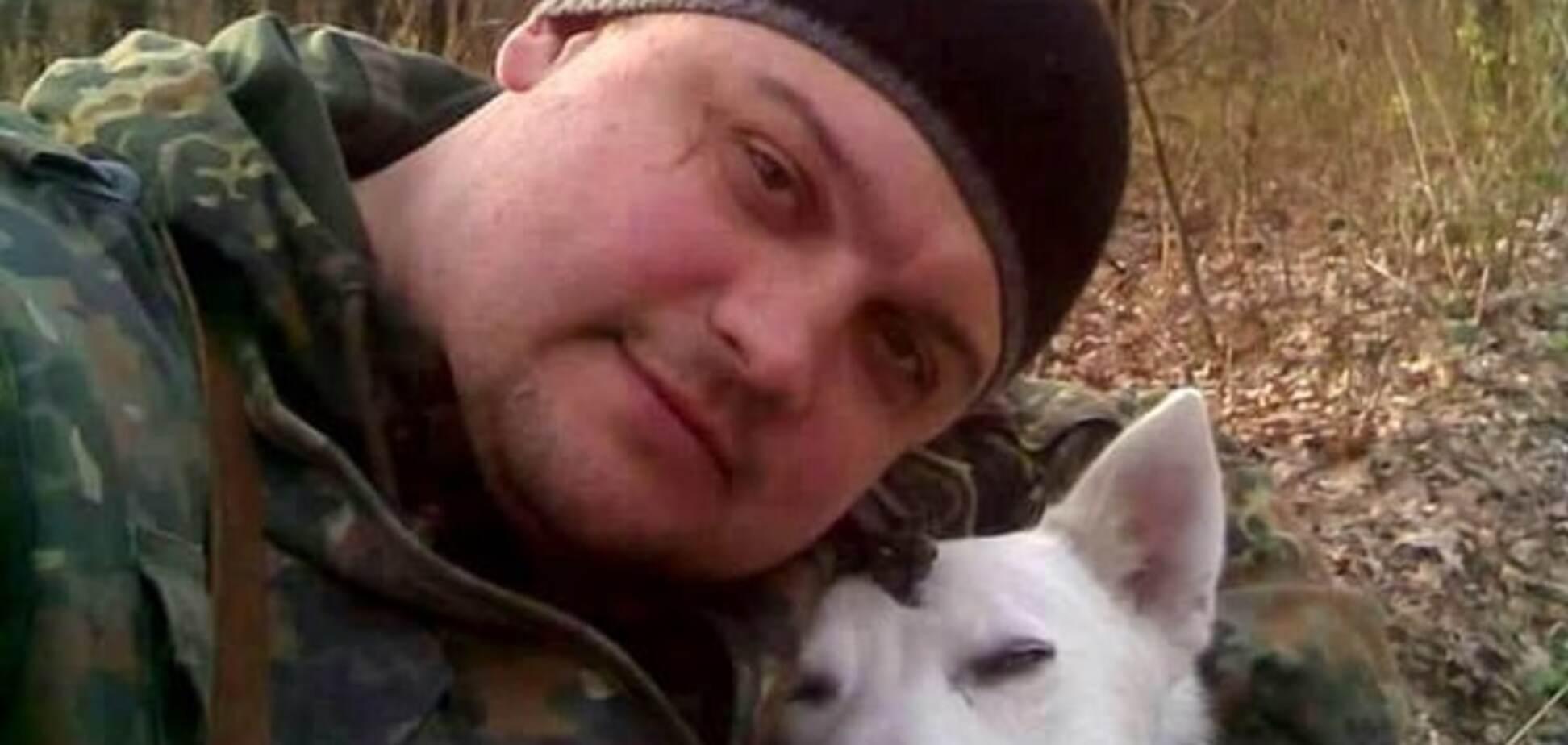 На Донбассе погиб экс-боец полка 'Днепр-1': опубликовано фото