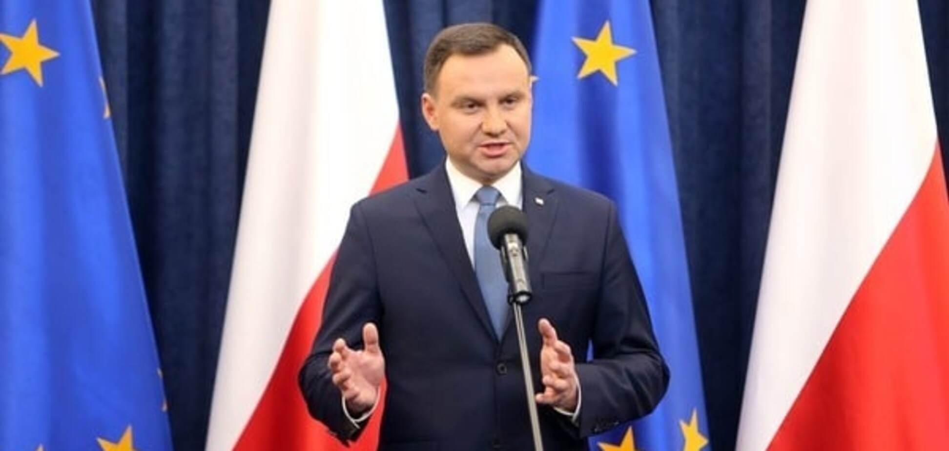 Польша ответила на окрик из Брюсселя по скандальному закону о СМИ
