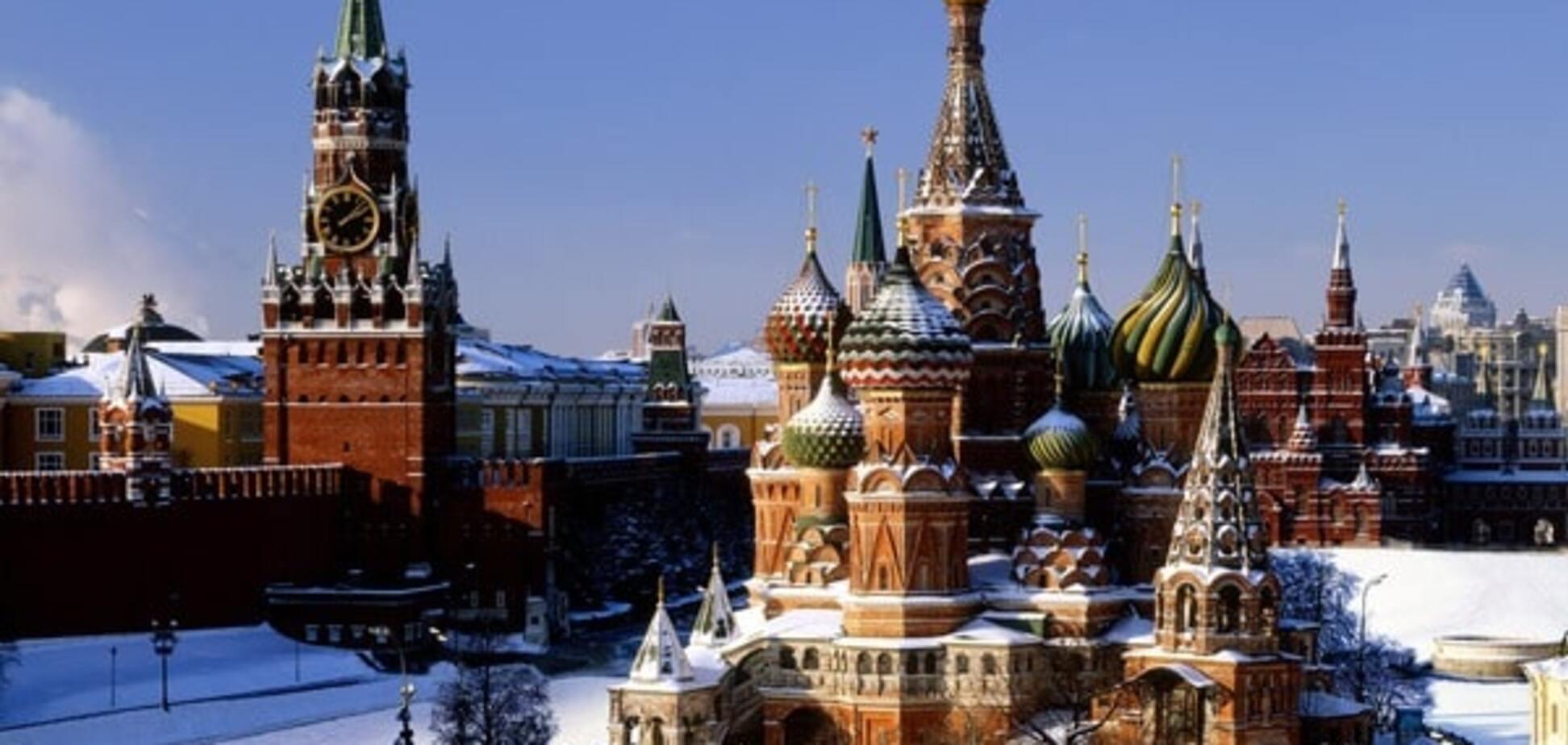Впустите домой: китаец попытался прорваться в Кремль