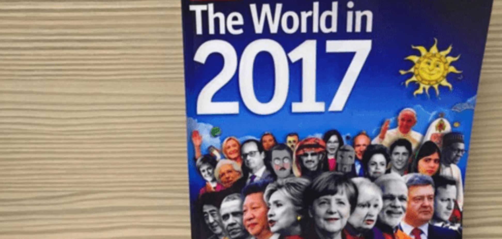 У Порошенко объяснили курьез с обложкой The Economist